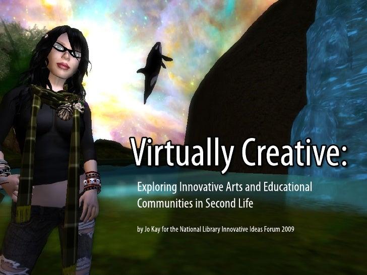 Virtually Creative