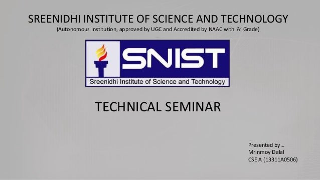 SREENIDHI INSTITUTE OF SCIENCE AND TECHNOLOGY (Autonomous Institution, approved by UGC and Accredited by NAAC with 'A' Gra...