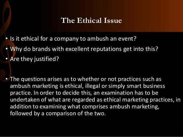 Ambush Marketing A Sport In Itself Media
