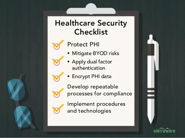 Roadmap to Healthcare HIPAA Compliance and Mobile Security for BYOD Slide 2
