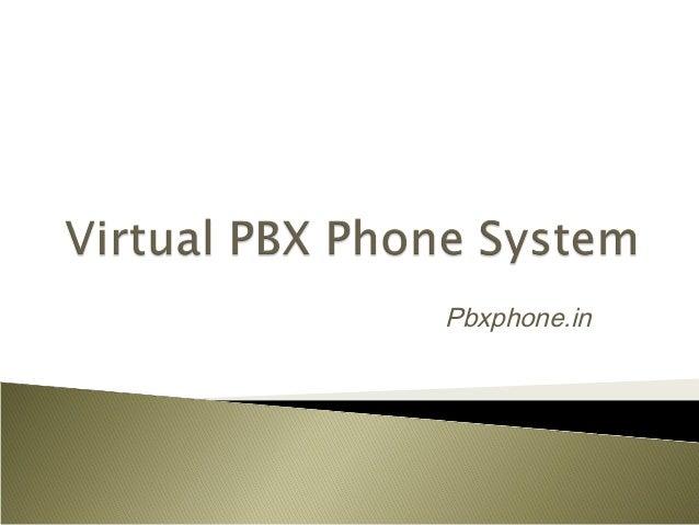 Pbxphone.in