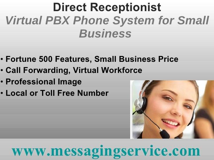 Hosted Pbx Virtual Pbx Voip Pbx Virtual Receptionist
