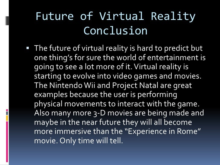 Virtual Reality Experience in Rome<br />http://www.youtube.com/watch?v=A9B7MOOf2XU<br />