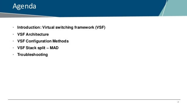 Aruba 2930f Vsf Configuration Example Solved VSF in chain mode
