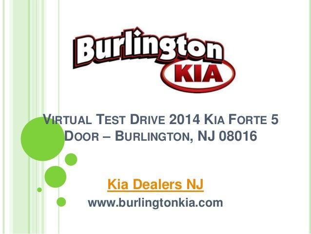 Virtual Test Drive 2014 Kia Forte 5 Door Burlington Nj
