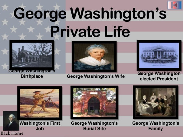 George Washington Bridge >> IT PPP S14 Tour of George Washington's Life anr