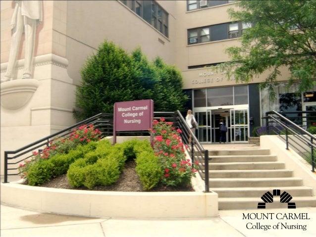 Mount Carmel College Of Nursing Virtual Tour