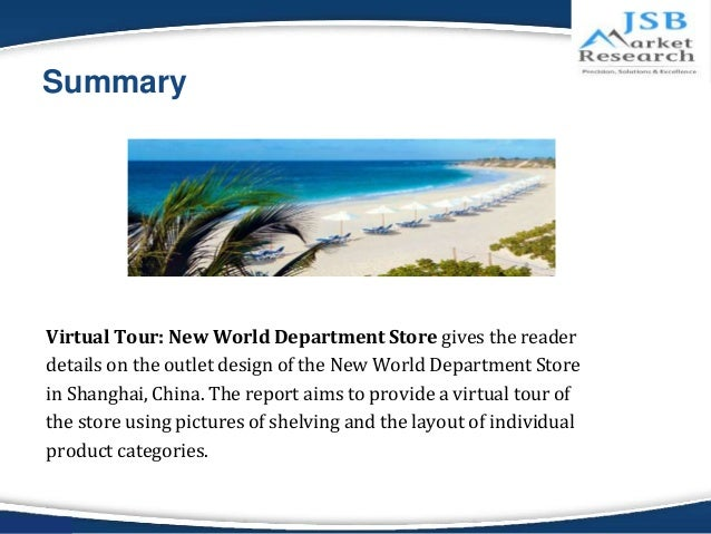 jsb market research global department store Dollar stores, variety store,  the online portal for marketing research deals with access to global market data and assists in  jsb market research.