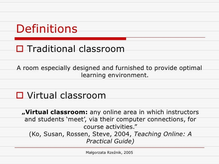 Why Traditional Classroom Learning is Better than Online Courses
