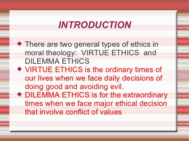 Leadership: Facing Moral and Ethical Dilemmas