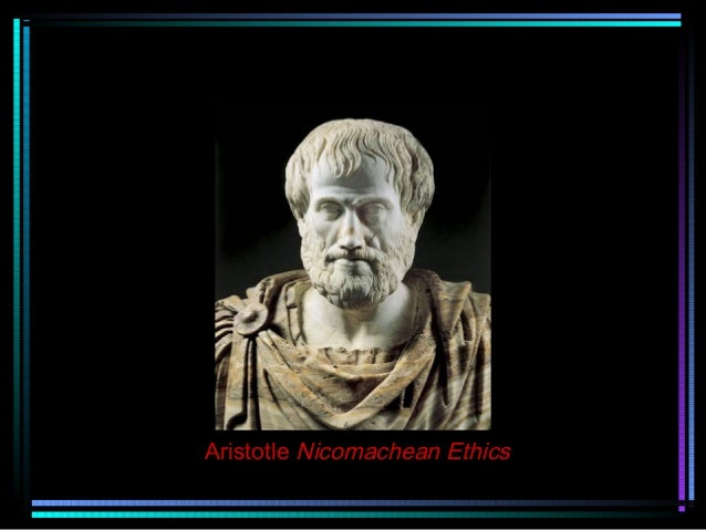 defining virtue in nicomachean ethics by aristotle Aristotle's work, the nicomachean ethics, consists of numerous books pertaining to aristotle's ethics—the ethics of the good life the first book discloses aristotle's belief on moral philosophy and the correlation between virtue and happiness.