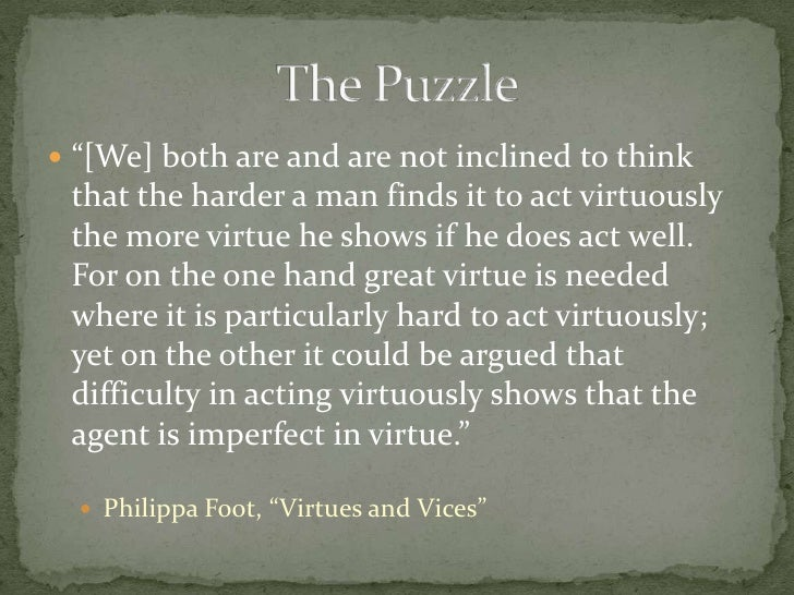 virtue ethics 20 essay Virtue ethics is person rather than action based it looks at the moral character of the person carrying out an action.