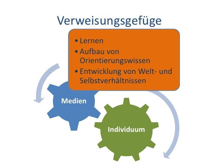Dr. Benjamin Jörissen – www.joerissen.name     Verweisungsgefüge    • Lernen          Kultur/    • Aufbau von           Ge...