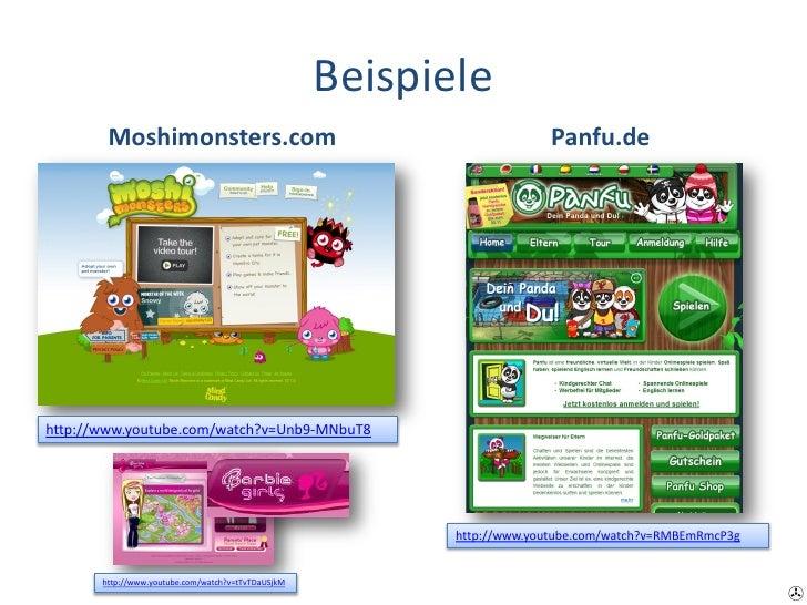 Dr. Benjamin Jörissen – www.joerissen.name                                                          Beispiele         Mosh...