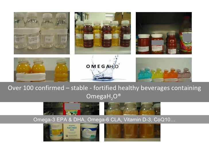 Foods Containing Dha Omega