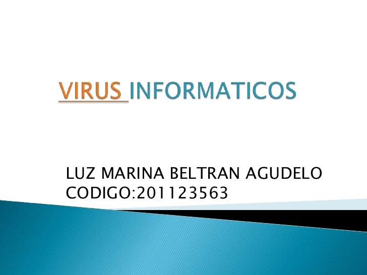LUZMARINA BELTRAN AGUDELOLUZ MARINA201123563 AGUDELO       COD: BELTRANCODIGO:201123563