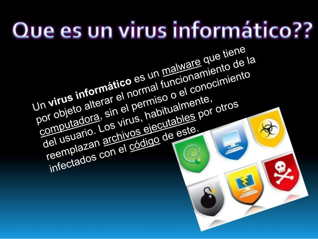 Existen diversos tipos de virus, varían según su función o la maneraen que éste se ejecuta en nuestra computadora alterand...