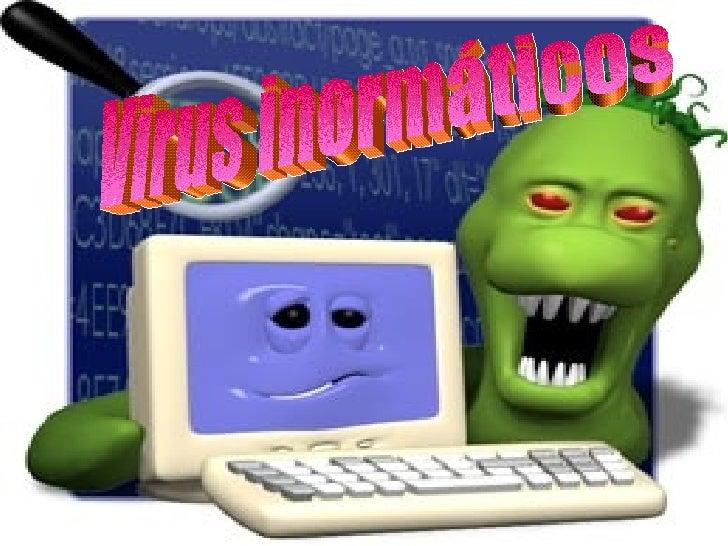 Virus inormáticos