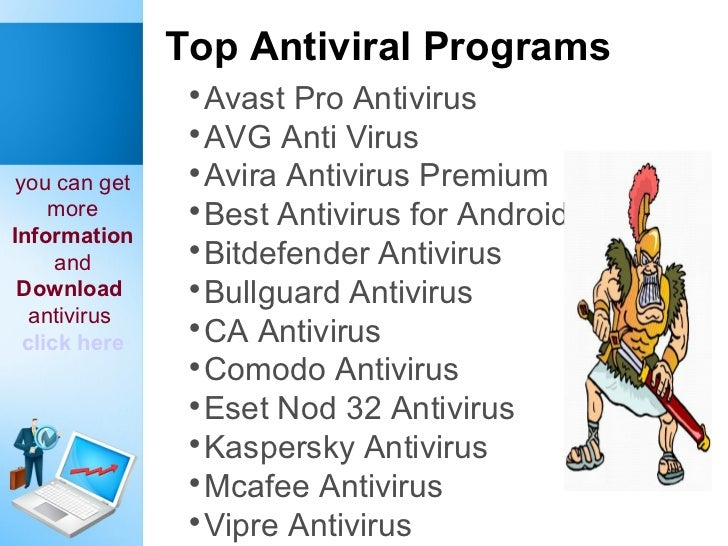 Virus And Antivirus Protect Your Computer System