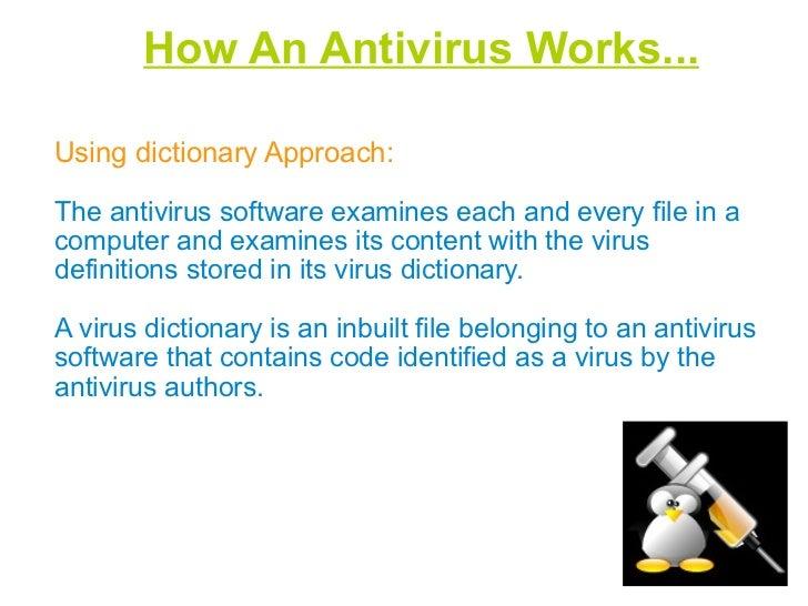 Computer Virus: Ppt On Computer Virus And Antivirus