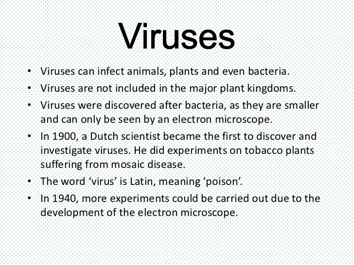 Viruses bacteria protists and fungi 4 viruses ccuart Choice Image
