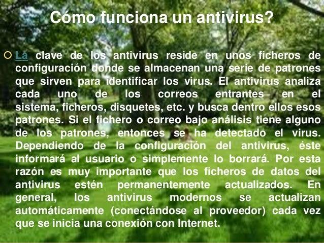 ¿Cómo puedo evitar ser infectado por un virus?  1. El correo electrónico es el medio de transmisión preferido por los vir...