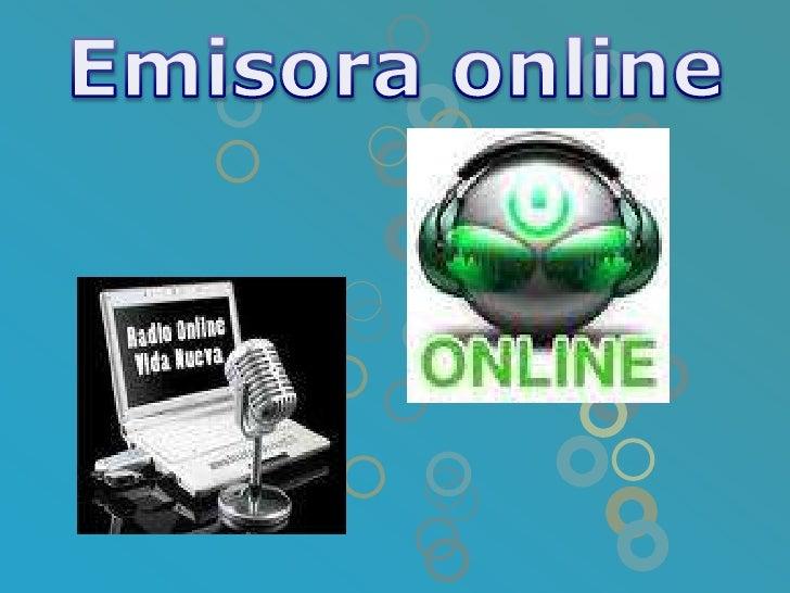 La radio porInternet o streamcasting de audio,       consiste en la exhibición de contenido auditivo dotado de las   carac...