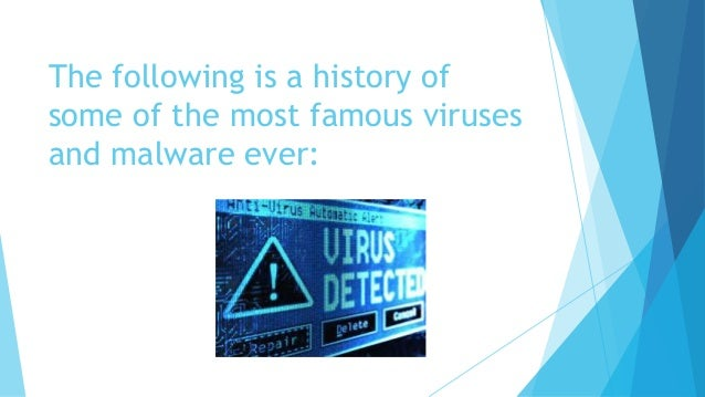 a history of virus in the computer world The world's most complex computer virus, possessing a range of complex espionage capabilities, including the ability to secretly record conversations, has been exposed.