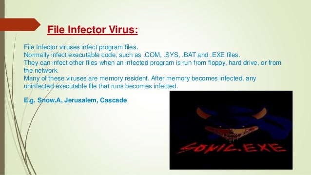 Bat 2 Exe Introductio to Virus