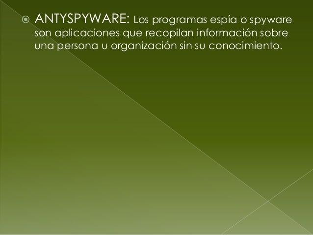 Virus y soluciones  informaticas