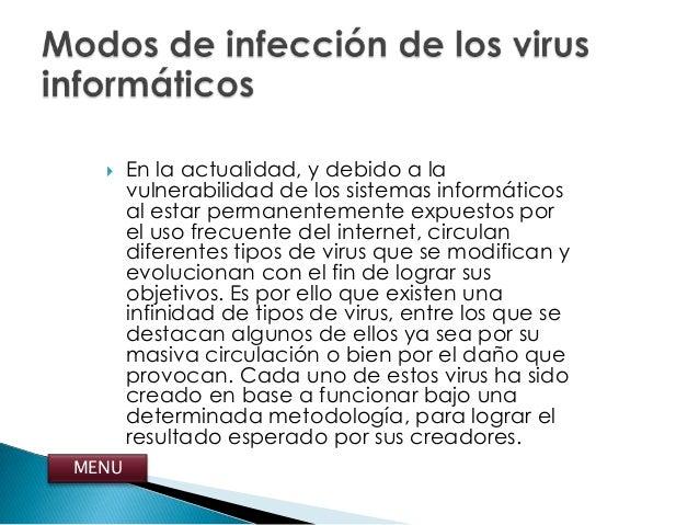 Virus y vacunas informaticas Slide 3