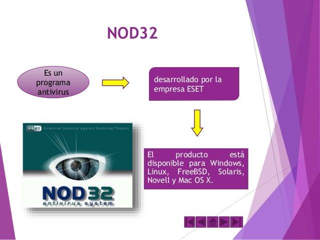 NORTON Es un programa antivirus Es muy utilizado en equipos personales, se puede conseguir como , también se suele vender ...