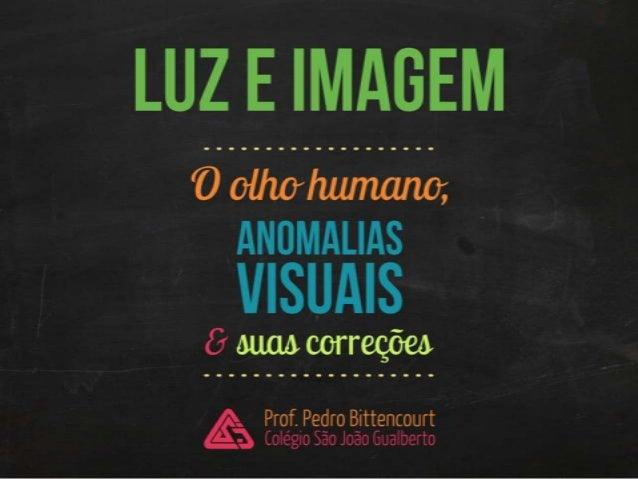 Óptica da visão humana