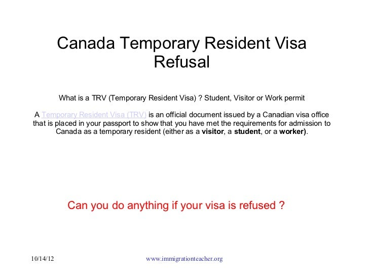 5 Reasons Canadian Study Permit Applications Get Refused