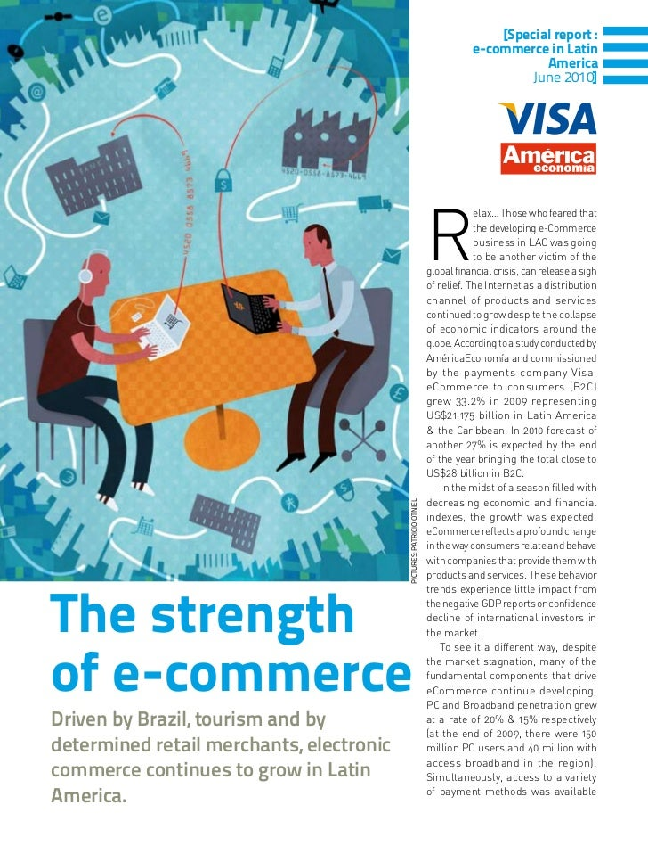 [Special report :                                                                                 e-commerce in Latin     ...