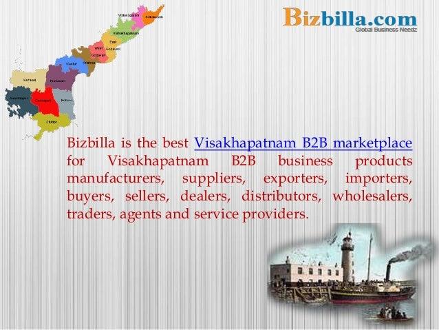 Visakhapatnam b2b marketplace