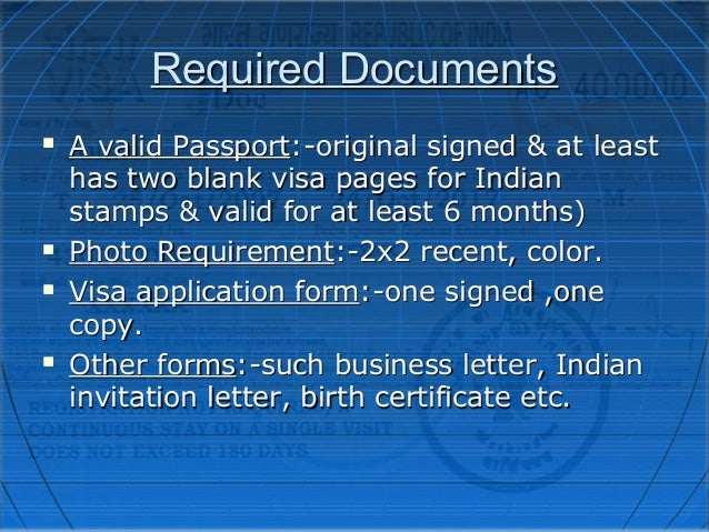Visa Processing System - Document processing system
