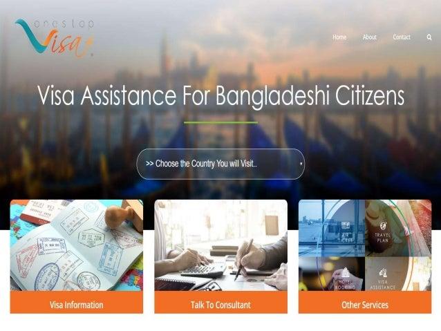 Visa Processing Agency In Bangladesh