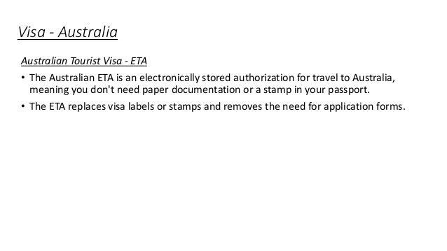 Visa requirements to travel to countries of oceania visa australia australian tourist stopboris Choice Image