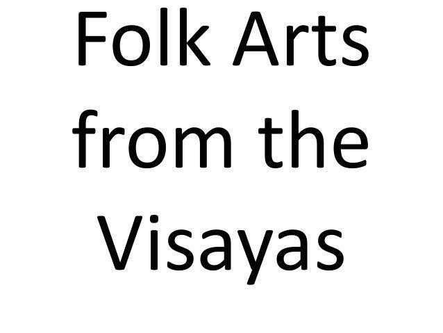 visayas mapeh grade 7 folk arts