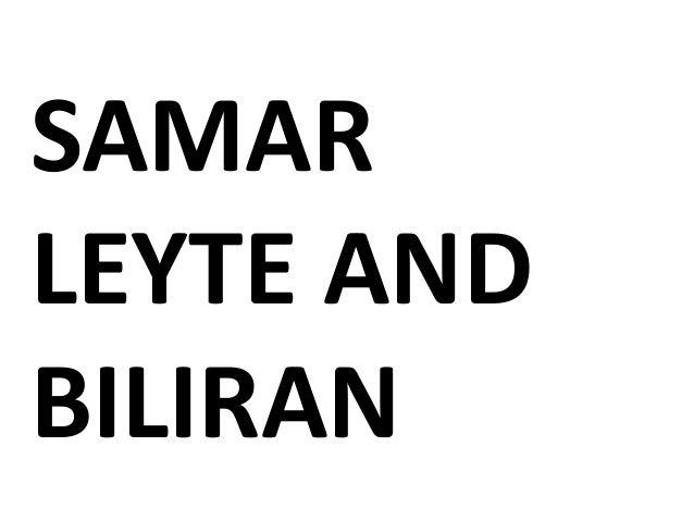Arts And Crafts Of Samar Leyte And Biliran