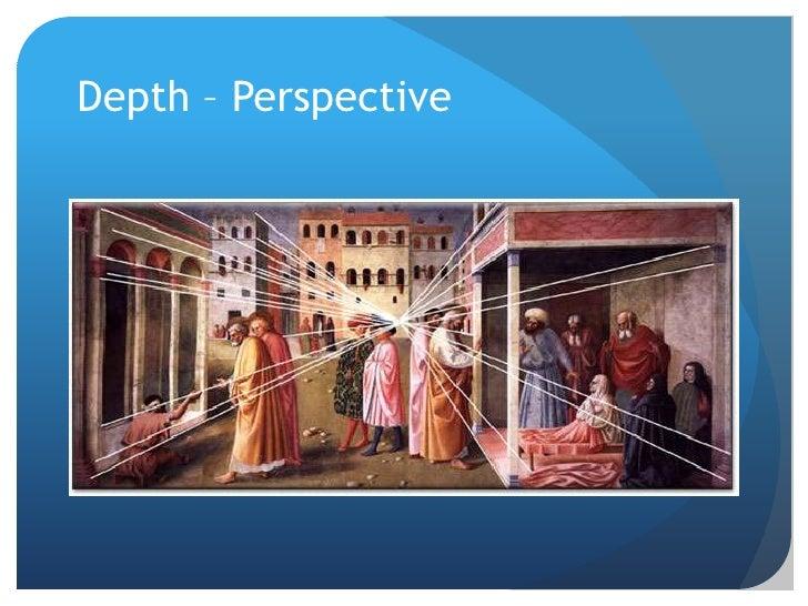 Depth – Perspective<br />