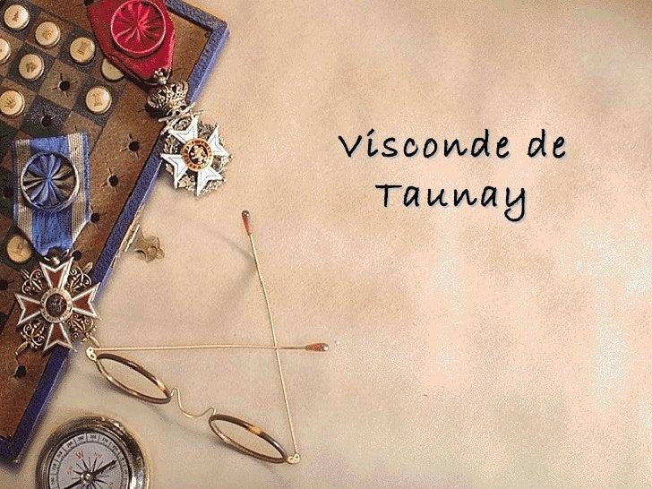 Visconde de Taunay