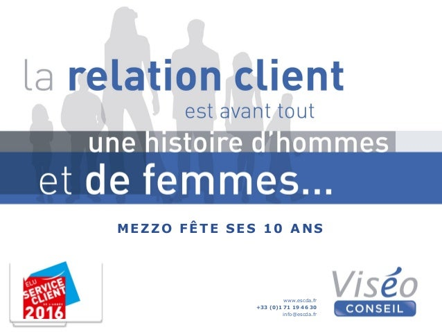 www.escda.fr +33 (0)1 71 19 46 30 info@escda.fr MEZ Z O F ÊTE S ES 10 A NS