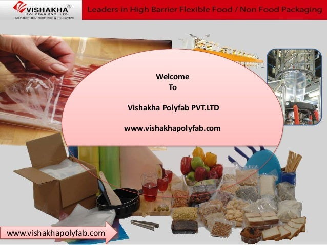 Welcome To Vishakha Polyfab PVT.LTD www.vishakhapolyfab.com www.vishakhapolyfab.com