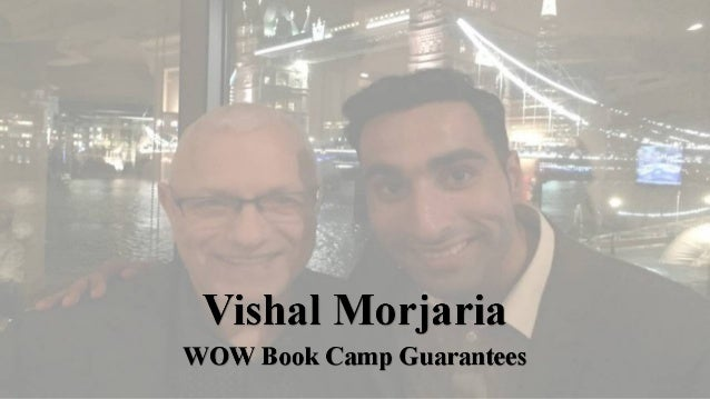 Spend 3 Days LIVE with Vishal Morjaria and your business, income, and life will transform.