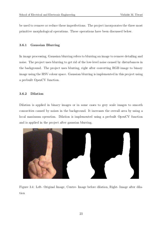 Android Application for American Sign Language Recognition