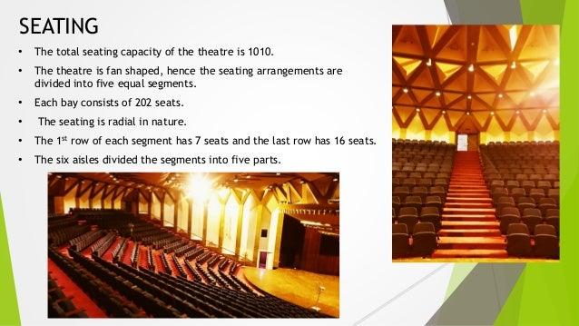 Vishnudas Bhave Auditorium Vashi Acoustics Auditorium