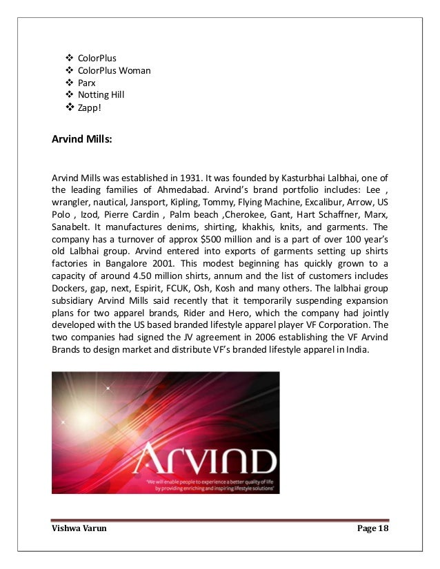 study on indian apparel industry Techniques in indian garment industry  competitiveness of the indian textile and  apparel industry  the case study considered in this research is one of the.