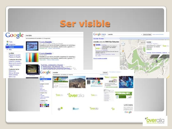 Visibilidad en la red   navarparty 8 (2010) Slide 3